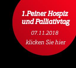Peiner Hospiz und Palliativtag